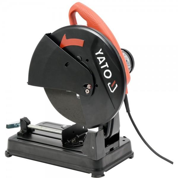 YATO Profi Metall-Kappsäge 2300 Watt 355mm YT-82180