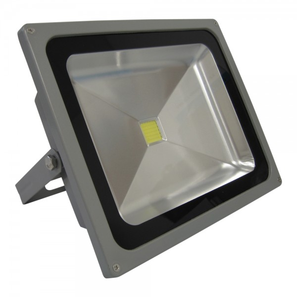 Grafner® LED Flutlichtstrahler Warmweiß 50 Watt Außenwandstrahler