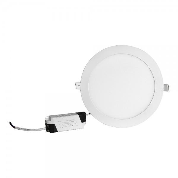 Grafner® LED Panel Rund 18W Kaltweiss 6000K LP 10367