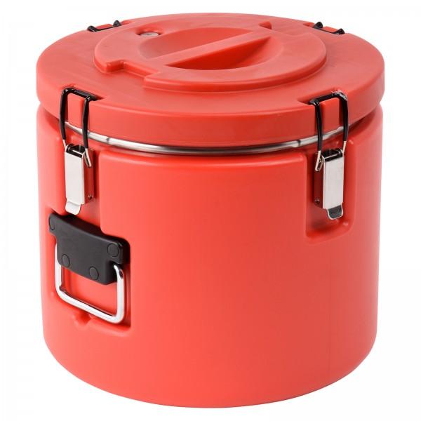 YATO Profi Gastro Thermotransportbehälter Kunststoff rund 30 L